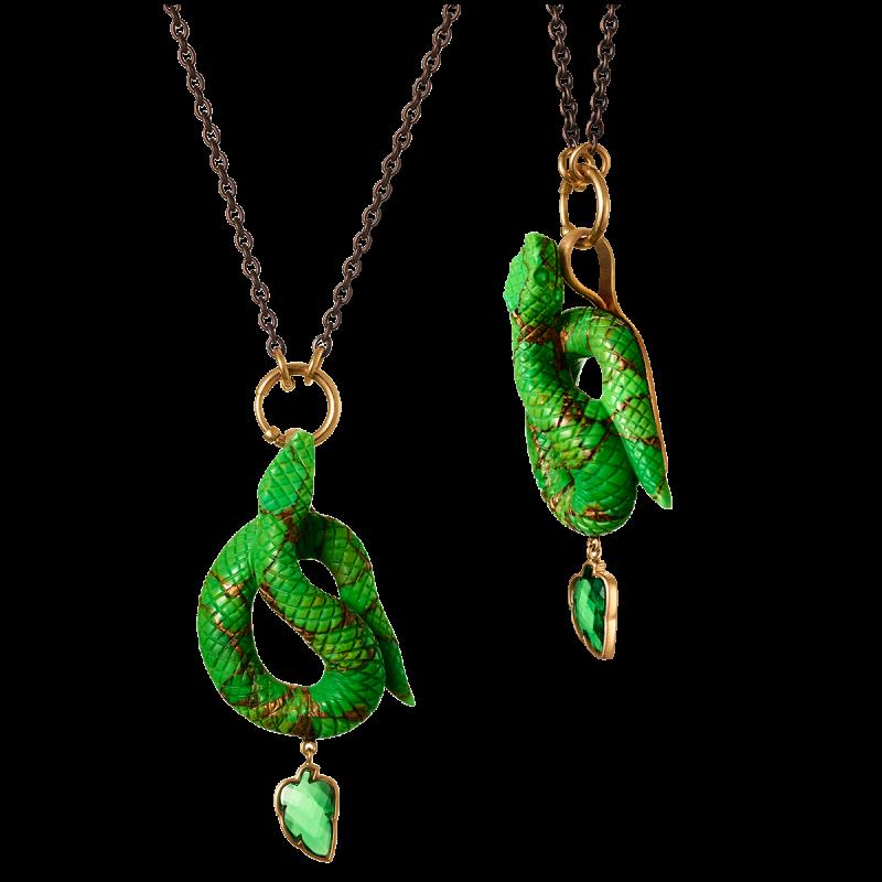grüner türkis - smaragd - roségold